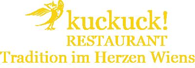Restaurant der Kuckuck – Restaurant 1010 Wien Logo